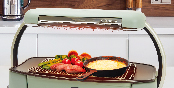 모던 레트로 에디션 냉장고